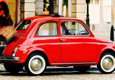 6° Meeting Fiat 500 Mirafiori Torino